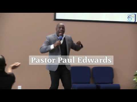Pastor Paul Edwards Promo 2016