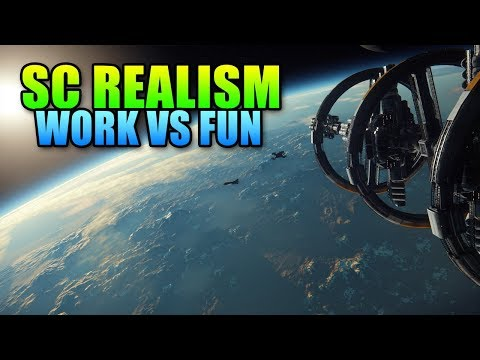 Will Star Citizen's Realism Make It Boring?