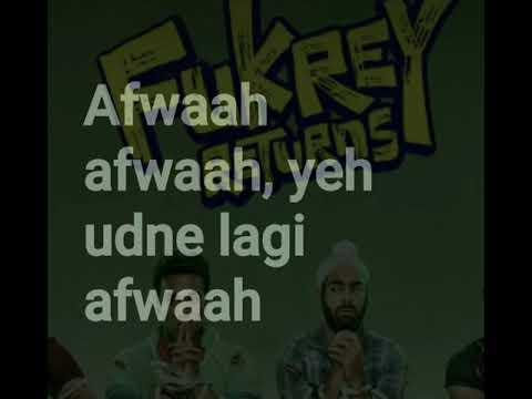 MEHBOOBA |FUKREY RETURNS|Mohammed Rafi|, |Neha Kakkar|, |Yasser Desai|, |Raftaar| Must watch
