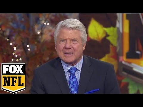 Jimmy Johnson reacts to Dallas Cowboys Week 12 Thanksgiving win over Washington  | FOX NFL SUNDAY