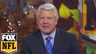 Jimmy Johnson reacts to Dallas Cowboys Week 12 Thanksgiving win over Washington  | FOX NFL SUNDAY