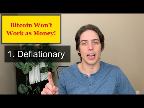 4 Reasons Why Bitcoin Will Fail As A Currency