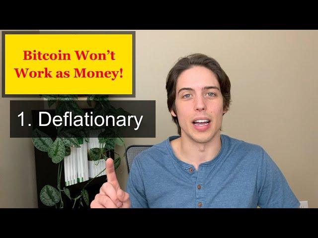 bitcoin will fail