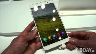 Huawei MediaPad X1 - Preview MWC 2014