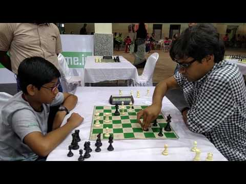 GM Neelotpal Das snatches a win against Soham Dey in the 1st round
