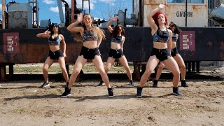 KID VIBES & JUICE FT. FLO RIDA & HONOREBEL - TIGHT BODY (CHOREOGRAPHY BY TWERKOGNIZE)