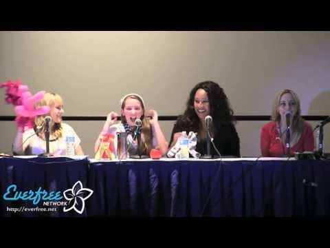 Best of the MLP Voice Actor Panels (Part 1)