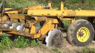 LAND CLEARING/PLOWING VERSUS MULCHING