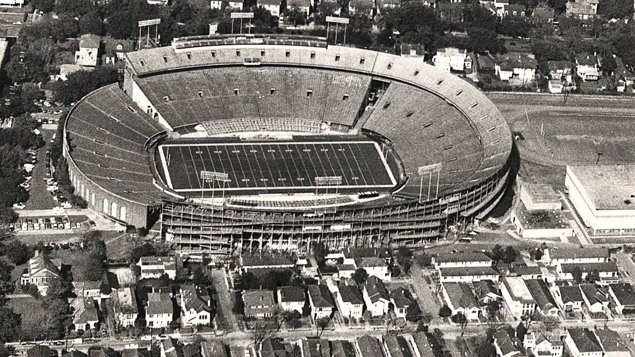 Remembering Tulane Stadium Youtube