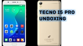 Tecno i5 Pro :- Unboxing and quick hand on
