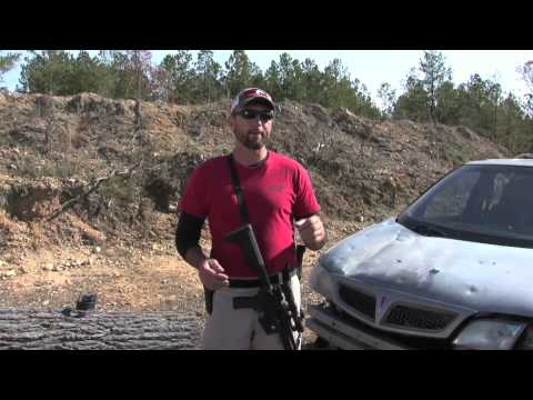 """Frank Proctor of """"Way of the Gun"""" talks about 1 Rifle for Everything."""