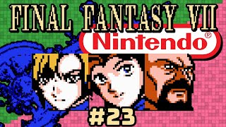 Final Fantasy VII NES Bootleg Part 23 — Too dramatic for NES