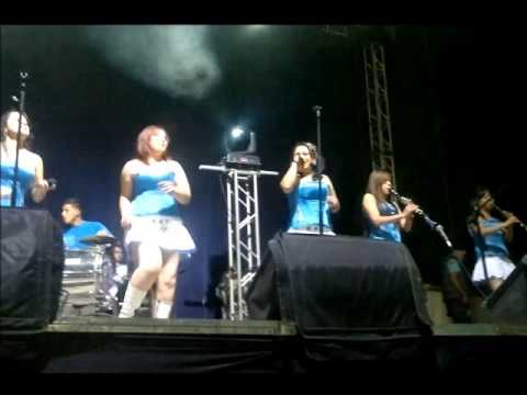 Banda las poderosas-Chinelo carnavalero