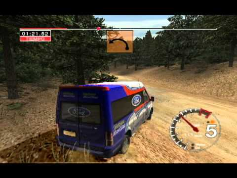 All Cars - Colin McRae Rally 04 PC - #19 Ford Transit Rally Van ...