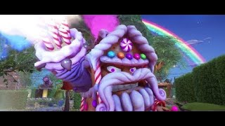 Download Gingerbark House Sugar Plum Fury Plants Vs Zombies