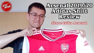 Arsenal 2019/20 Adidas Home Shirt Review
