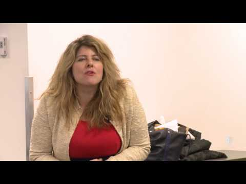 "Dr. Naomi Wolf: ""What is a Public Intellectual?"" Workshop"