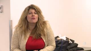 "Dr. <b>Naomi Wolf</b>: ""What is a Public Intellectual?"" Workshop"