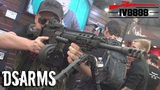 SHOT SHOW 2020: DSArms New Products