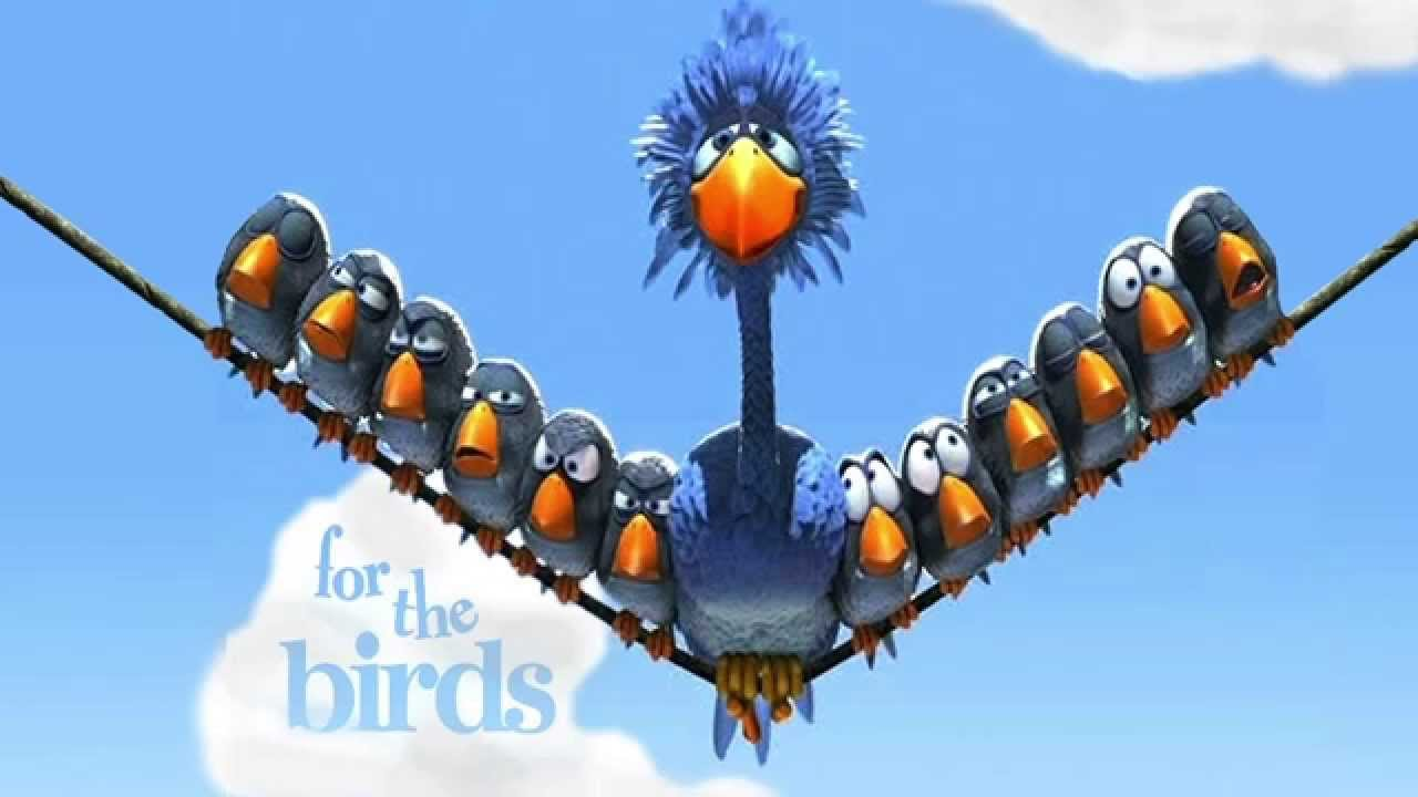 for the birds soundtrack - music from the pixar short film - youtube