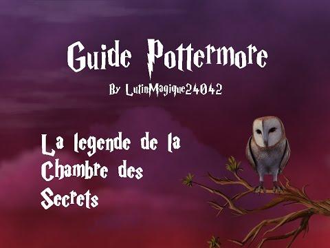 Guide Pottermore // La légende de la...