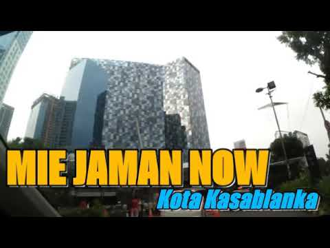 Mie Jaman Now - MARUGAME UDON at Kota Kasablanka