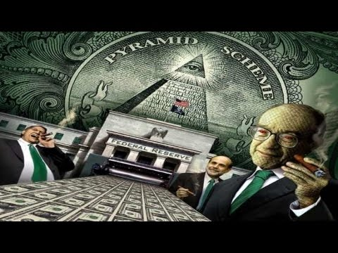 Central Banking Explained (satan's monetary control) Part 1 of 2