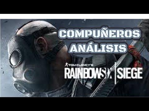 Rainbow  Six Siege - Análisis