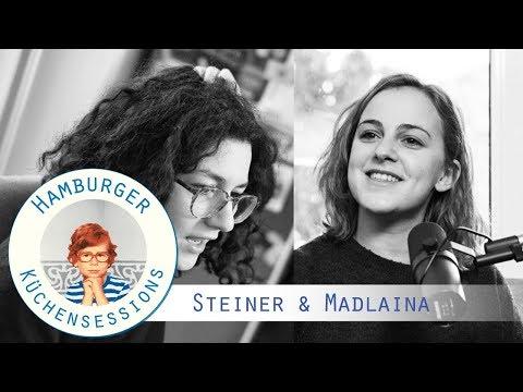 """Steiner & Madlaina """"Herz Vorus Id Wand"""" live @ Hamburger Küchensessions"""