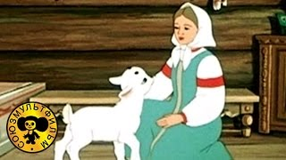 Сестрица Аленушка и братец Иванушка | Русские народные сказки для детей(«Сестрица Алёнушка и братец Иванушка» — советский рисованный мультфильм, созданный в 1953 году режиссёром-м..., 2016-10-09T06:30:01.000Z)