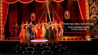 الحلقة 11 من برنامج #الراقصة و اختيار الكارت الذهبى فقط وحصرياً على #القاهرة_والناس