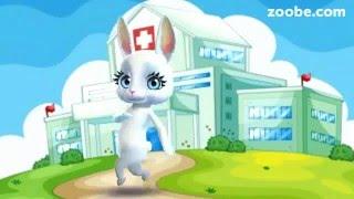 Поздравление с международным днем медсестер. Зайка Zoobe