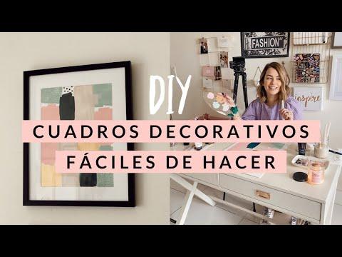 Como decorar con cuadros - Consejos e ideas de como decorar tu casa con poco dinero - Tipsиз YouTube · Длительность: 6 мин1 с