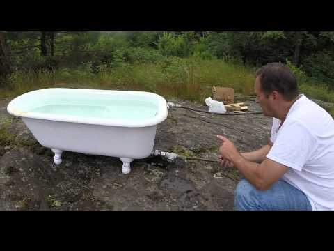 Redneck Hot Tub - GoPro Hero3+