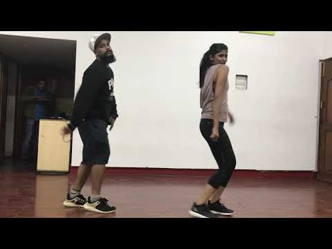 Neha Chowdary at dance rehearsals for Ztelugu event