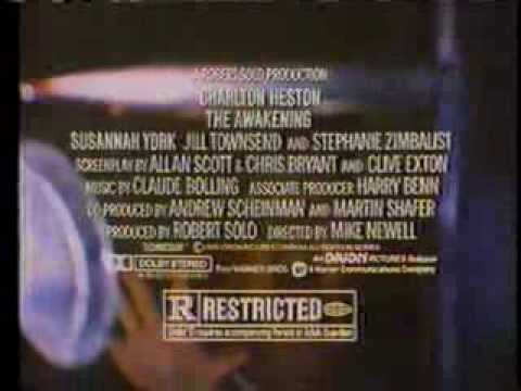 The Awakening 1980 TV Spot
