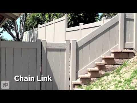 Vista Fence Co | Fencing Company | Vista, CA