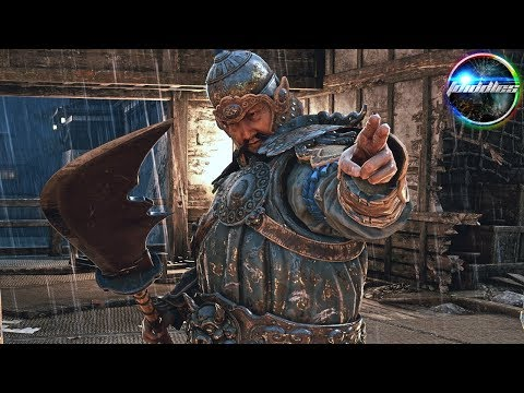 Jiang Jun Breach Mode Montage - For Honor Marching Fire  