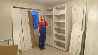 видео Сборка мебели