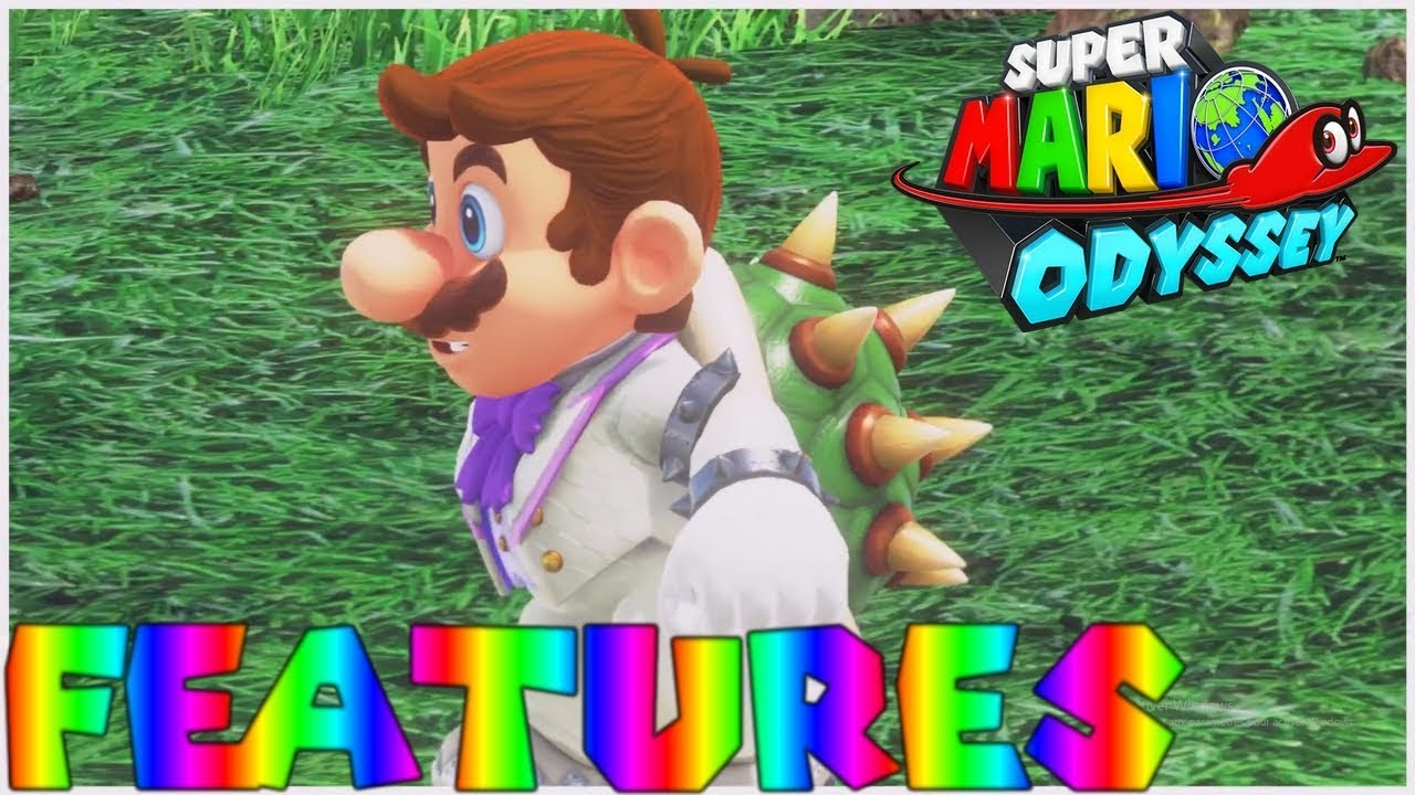 Unlocking The Bowser Wedding Costume In Super Mario Odyssey Purple Coins Locations