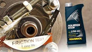 Mannol Molibden Benzin 10W40 Jak skutecznie olej chroni silnik?
