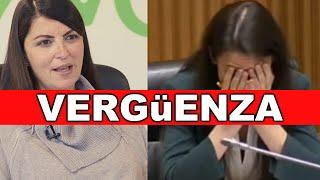 LA VERGONZOSA ACTITUD DE IRENE, que Macarena INTENTA SOLVENTAR