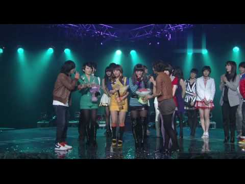 브라운아이드걸스(Brown eyed girls) - L.O.V.E 080222 Music bank encore