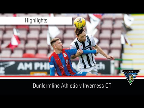 Dunfermline Inverness CT Goals And Highlights