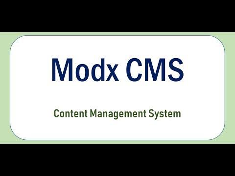How to instal #modx centos 7