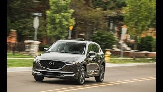 2018 Mazda CX 5  Cargo Space and Storage Review