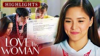 Jia, makikipagsapalaran sa Singapore | Love Thy Woman (With ...