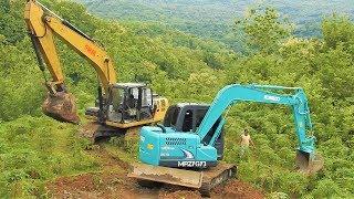 Gambar cover Mini Excavator Working Compilation MrZygy3
