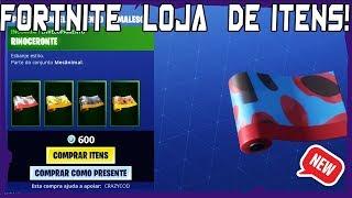 Loja Fortnite - Loja De Hoje 28/04/2019 *Novos* Envelopamento 4 em1
