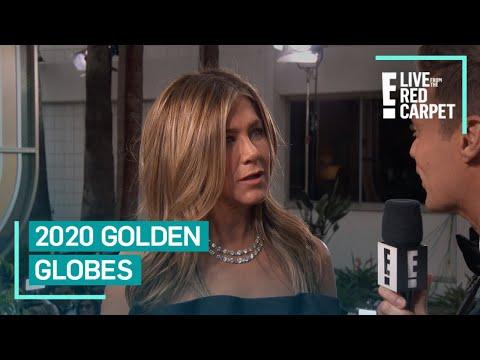 Jennifer Aniston Shades Ryan Seacrest for Stealing Her House | E! Red Carpet & Award Shows